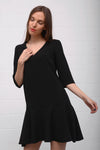 Aset Dress - nero