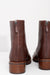 Barbro Vit Boots - brown