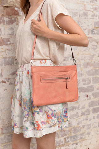 Bernadette Bag - tearose