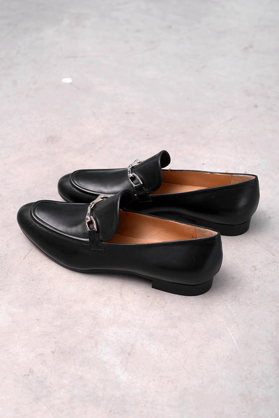 Beverly Vit Shoe - nero