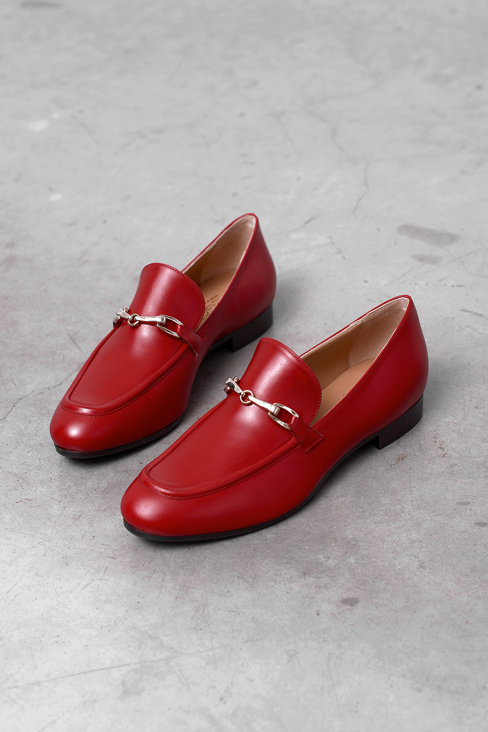 Beverly Vit Shoe - rosso