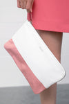 Bibi Bag - white peach