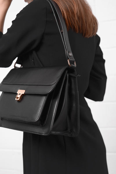 Bo Dalia Bag - nero