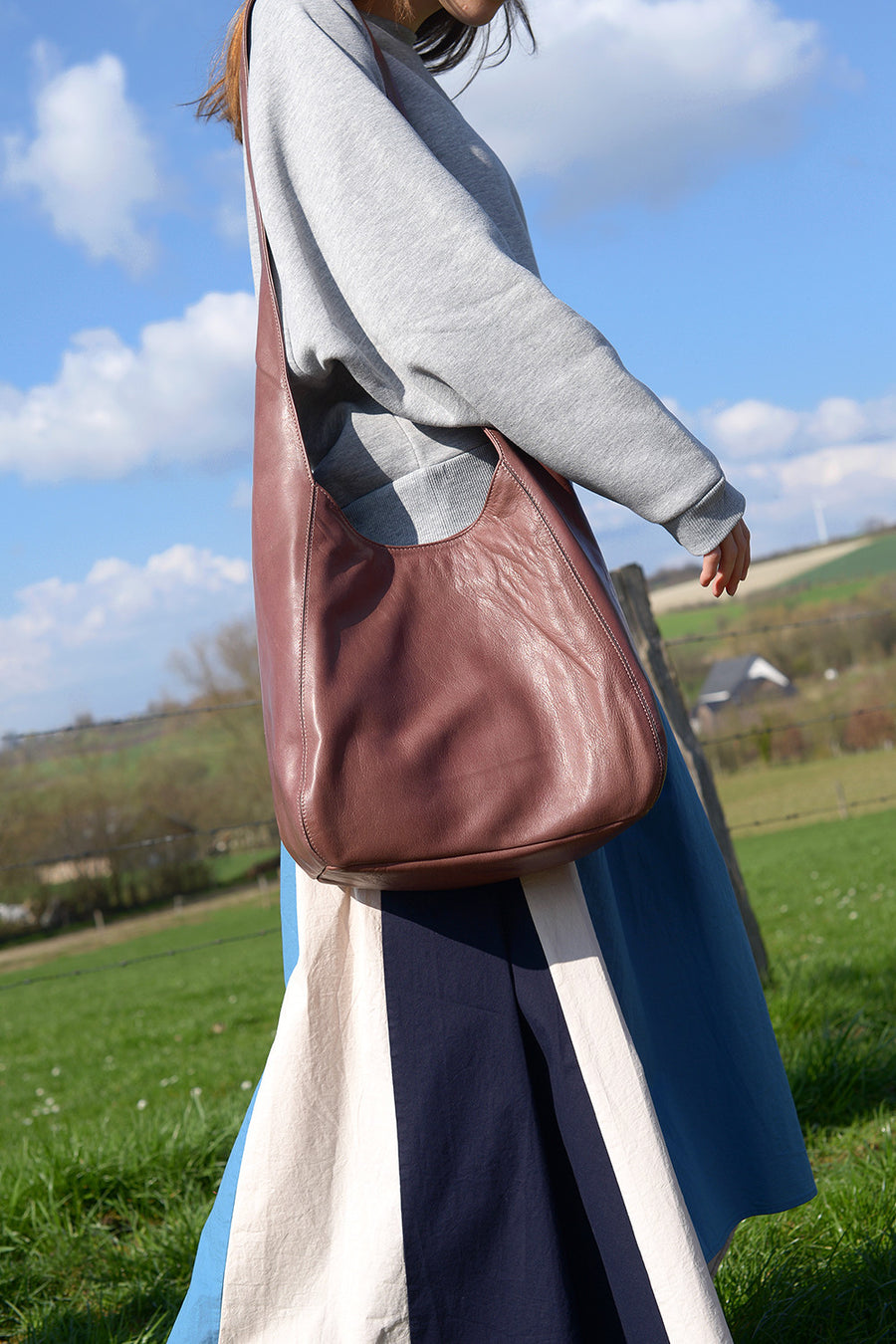 Boave Bag - mauve