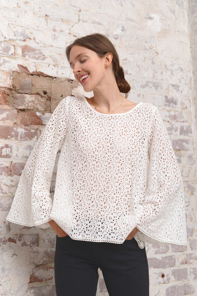 Cady Blouse - latte