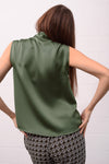 Cainra Blouse - cactus