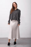 Calimo Blouse  - clear