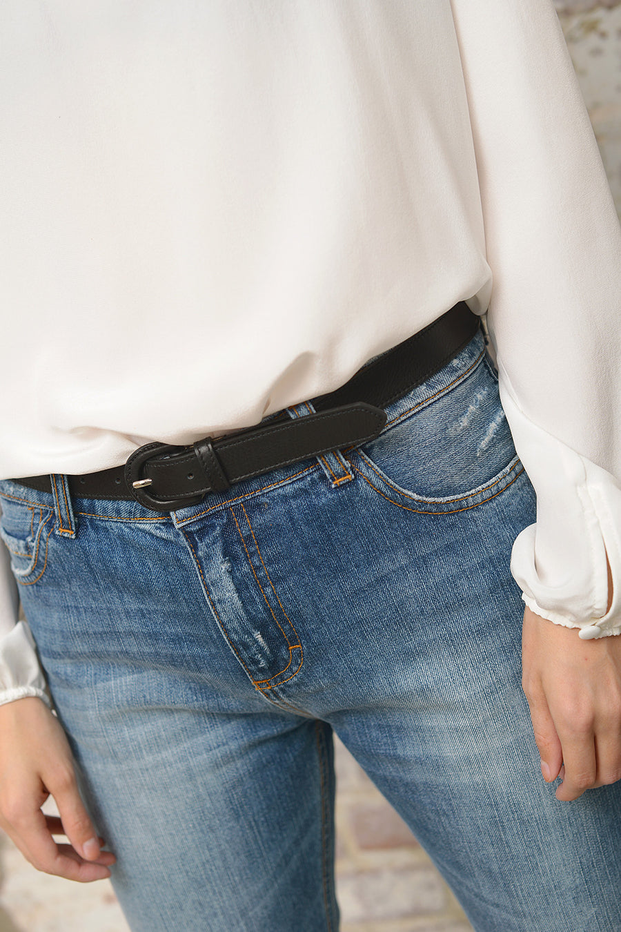 Cinhorel Ma Belt - nero
