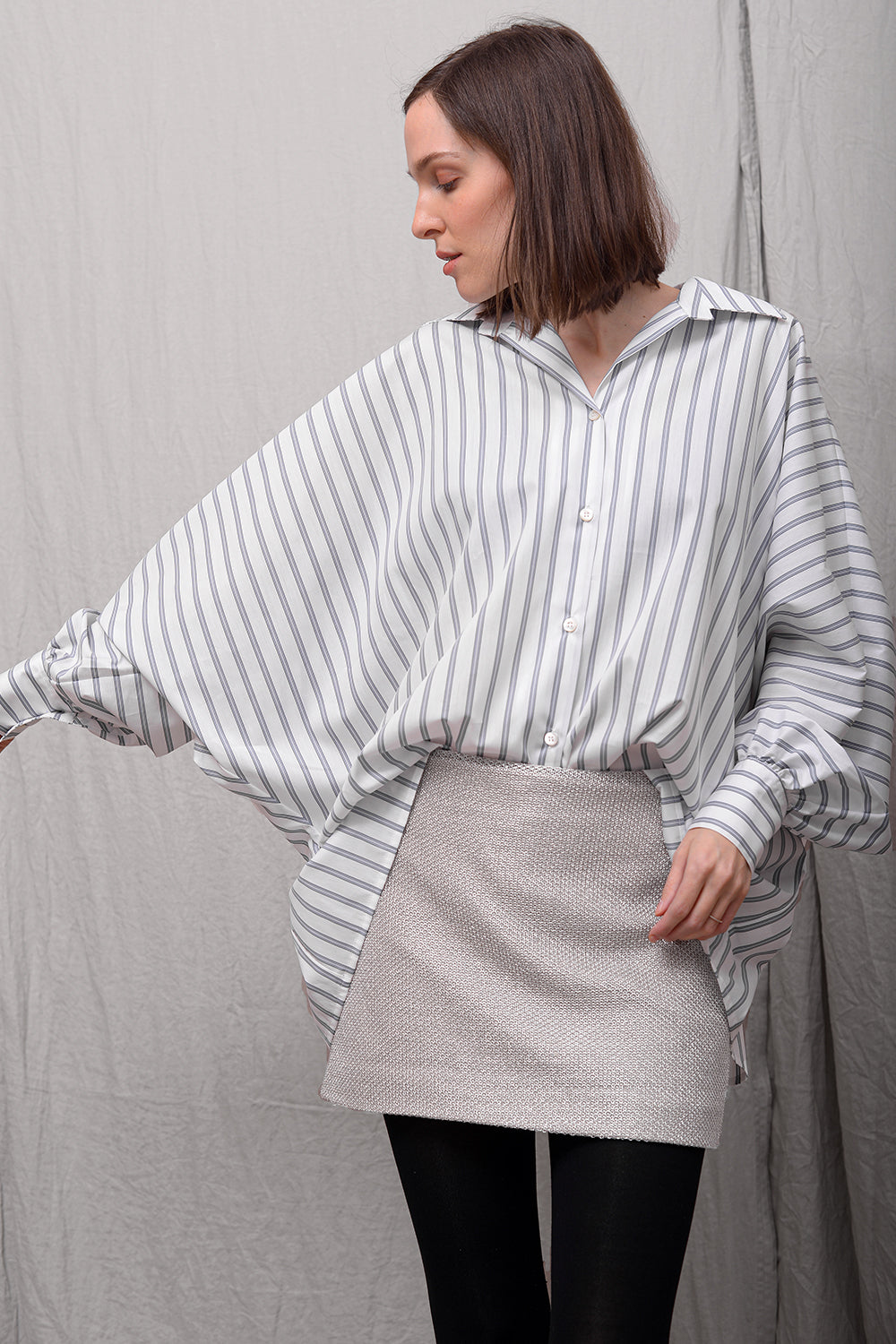 Clivia Blouse - stripe