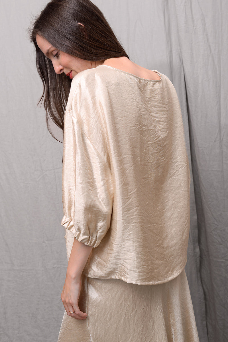 Colino 1039 Blouse - latte