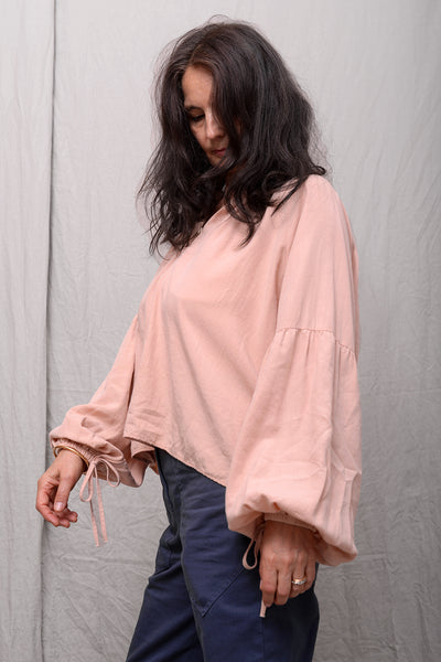 Cori 912 Blouse - powder
