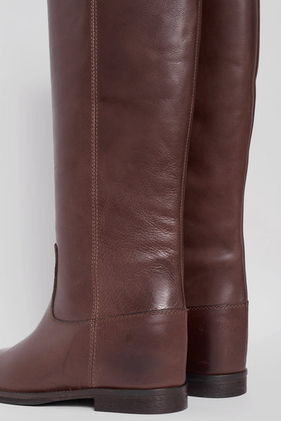 Cruz Vit Boots - chocolat - PREGO - made with love - Damenmode
