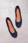 Dansa Cam Shoe - blu scuro - PREGO - made with love - Damenmode