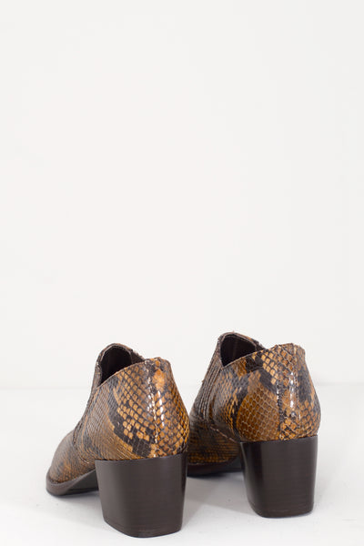 Diego Pit Boots - brown