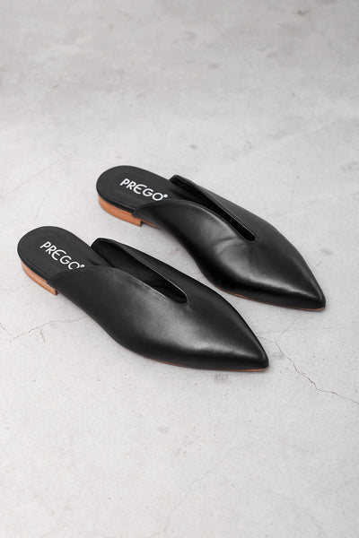 Ewa Nap Shoe - nero
