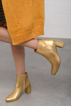 For Mia Lam Boots - oldgold