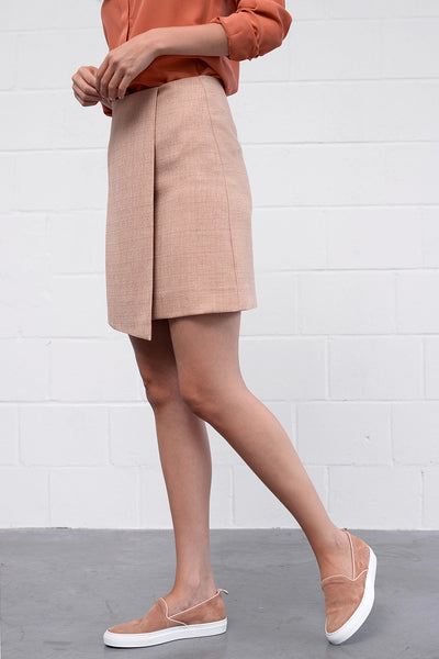 Gady Skirt - beige - PREGO - made with love - Damenmode
