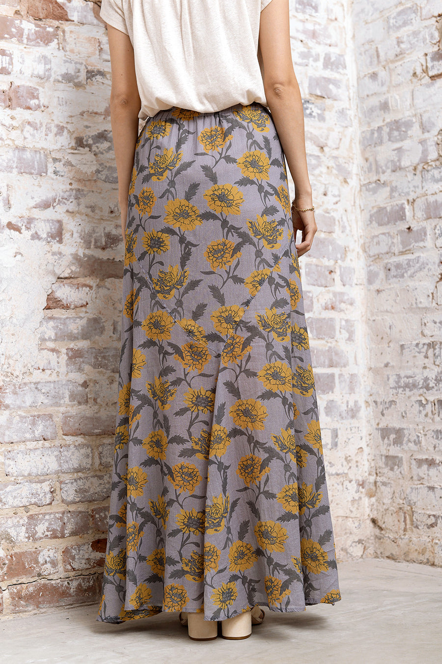 Galimo Skirt - sunflower