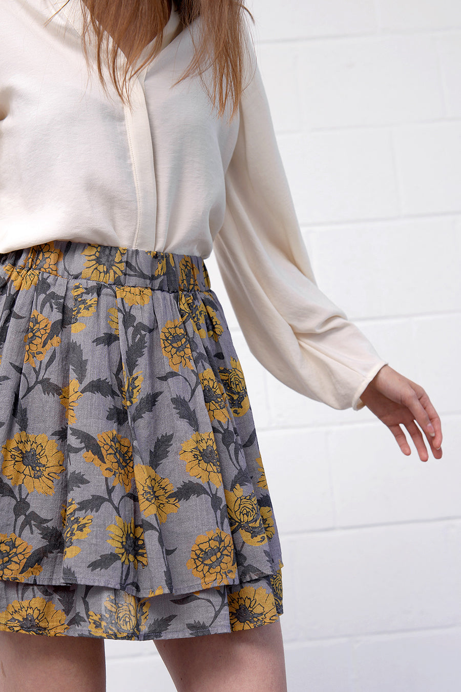 Gatya Skirt - sunflower