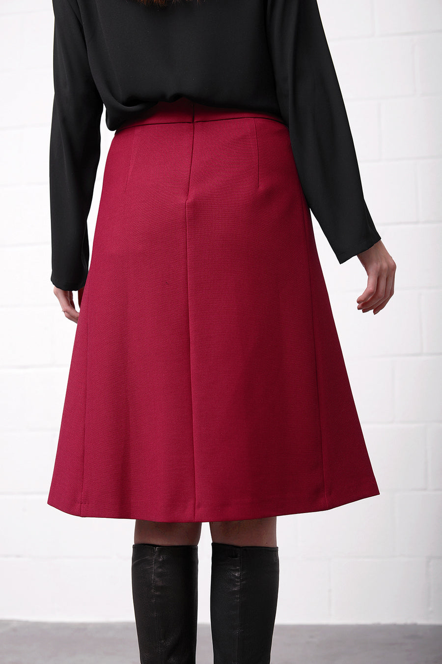 Goea Skirt - berry