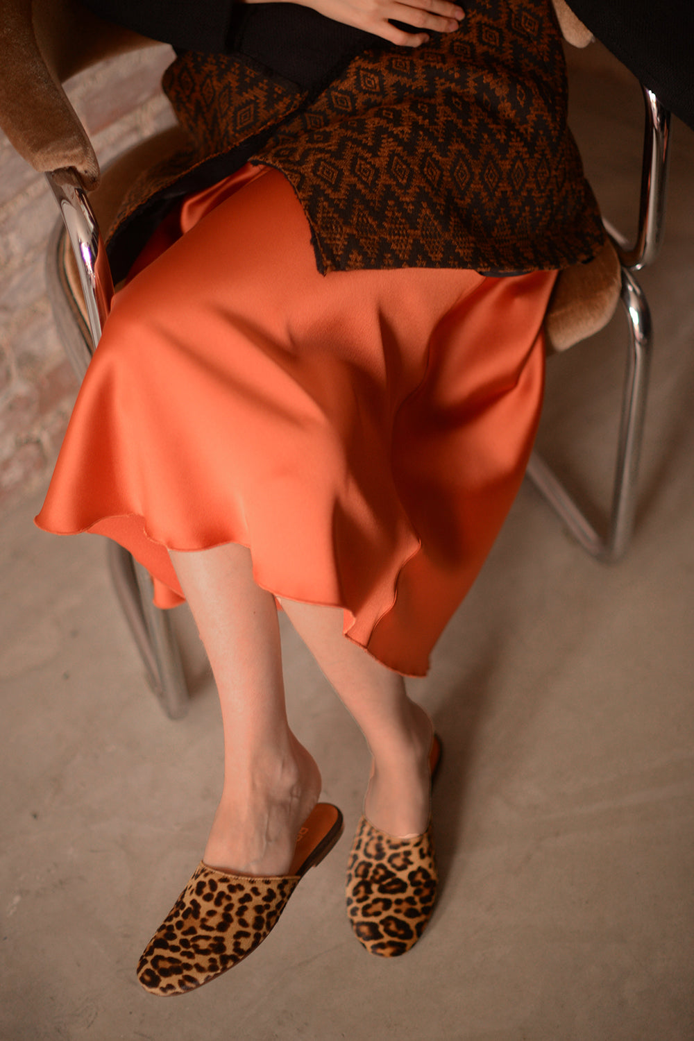 Goparis Skirt - zimt