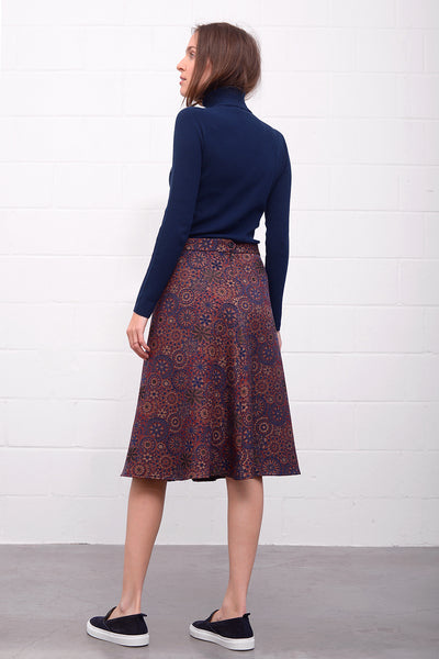Goparos Skirt - bluemoon