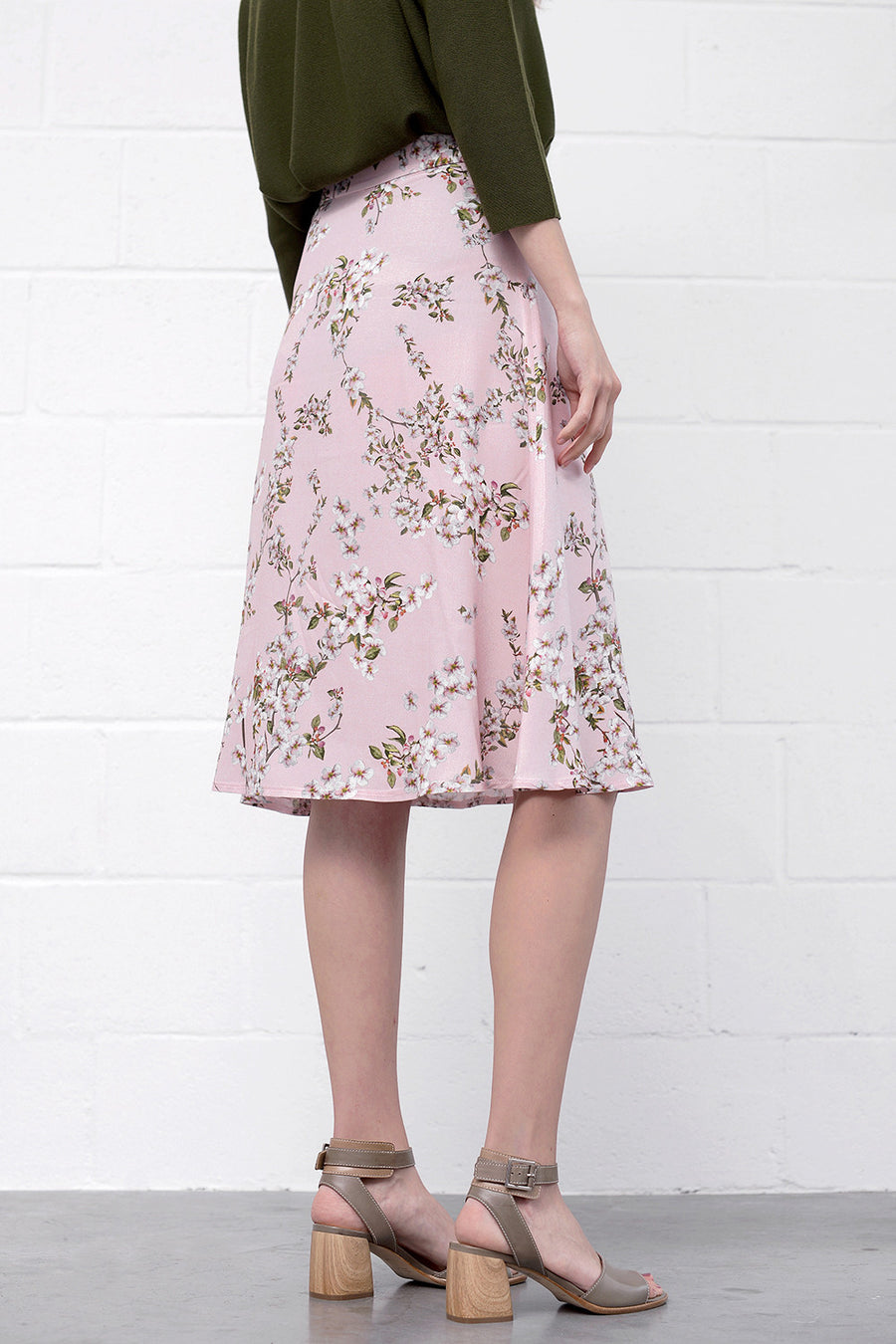 Goparos Skirt - rose