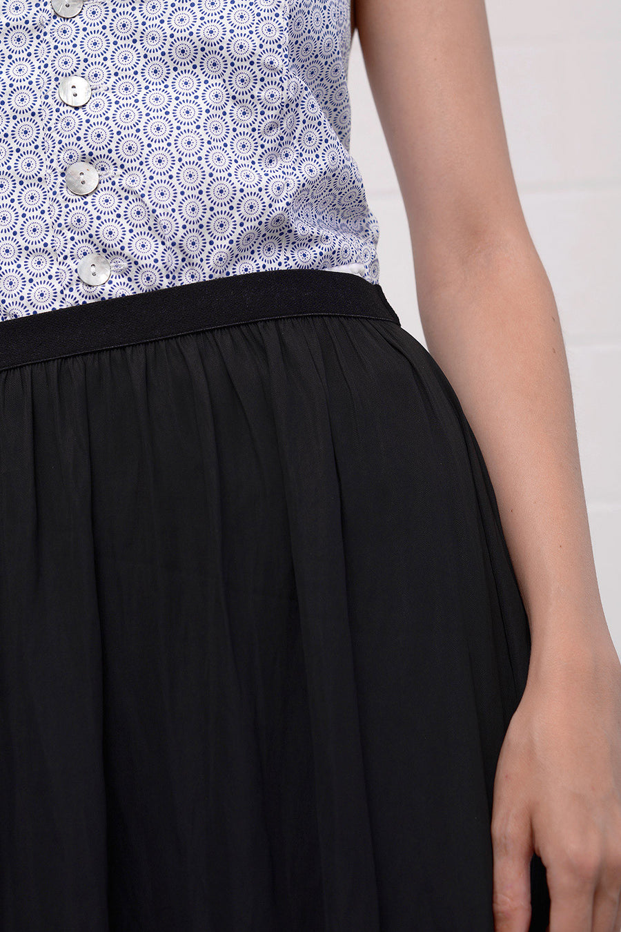 Grenoble Skirt - nero