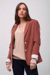 Iberia Jacket - blush - PREGO - made with love - Damenmode