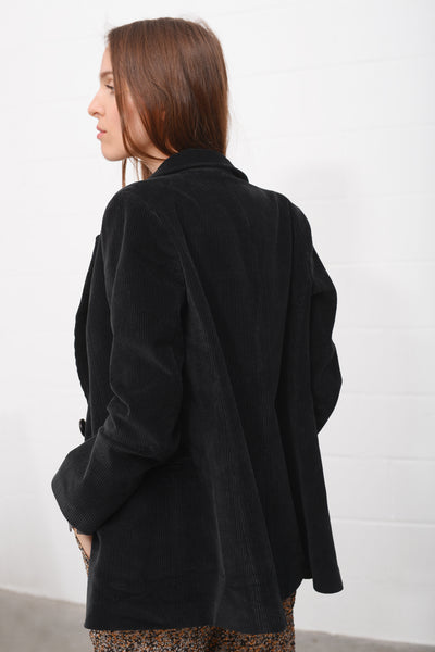 Inu 652 Jacket - nero