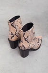 Jeremy Pit Boots - natural
