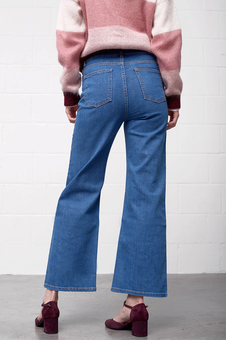 Jony Jeans - blu - PREGO - made with love - Damenmode