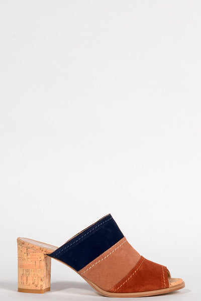 Kelly Vel Shoe - rustblue