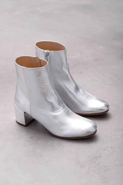 Leo Lam Boots - argento
