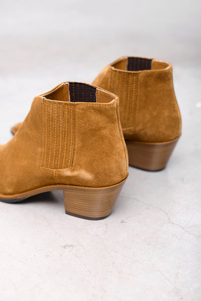 Lore Cam Boots - rovere