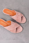 Lotus Cam Shoe - rosa antico