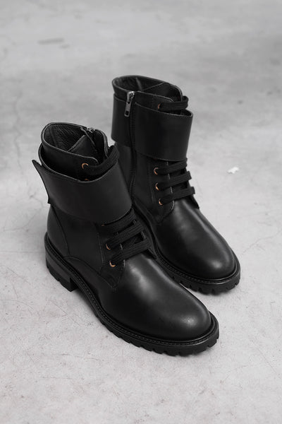 Madison Vit Boots - nero
