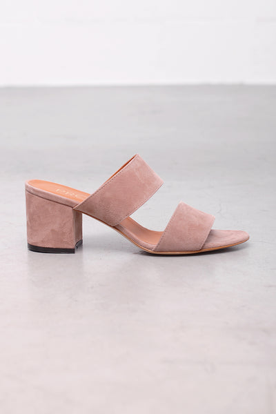 Martha Cam Shoe - tearose
