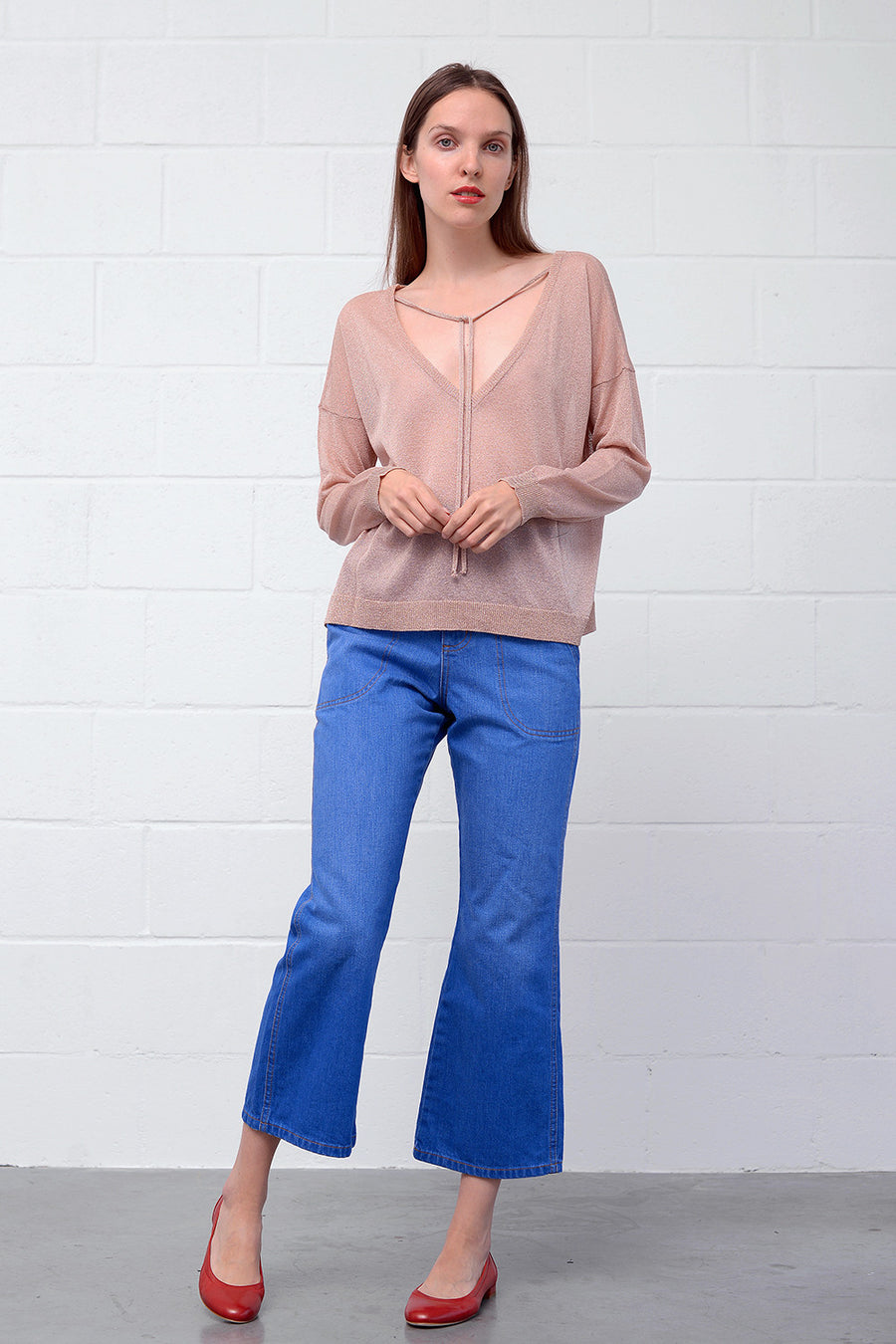Mary Lur Pull - rosa