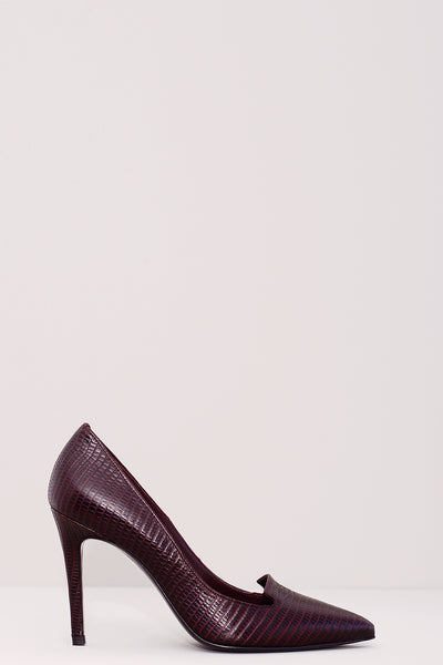 Miracolo Tejus Shoe - bordo