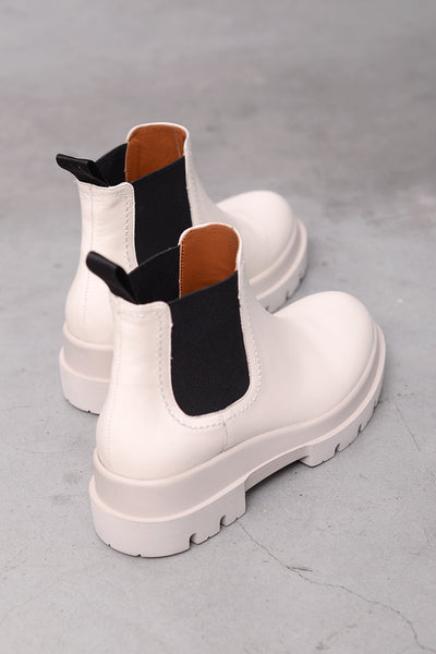 Nelson Vit Boots - offwhite