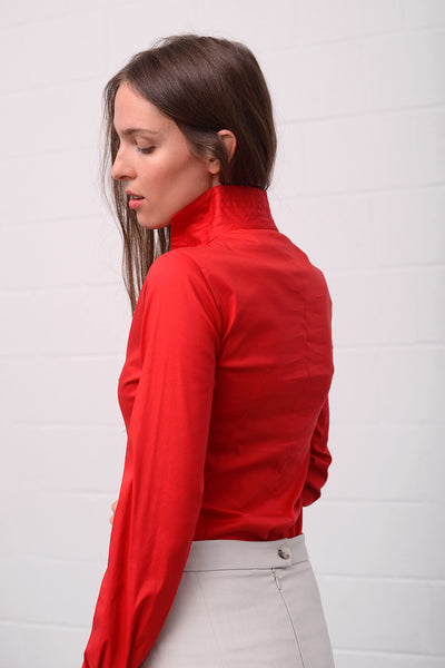 Nitobo Blouse - rosso