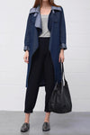 Oinka Coat - denim