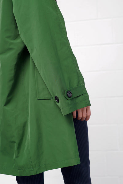 Omage Coat - green