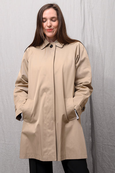 Omage 918 Coat - natural