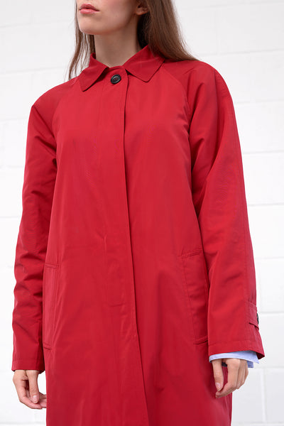 Omage Coat - rosso