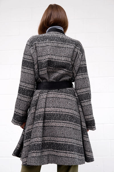 Onidala Coat - black