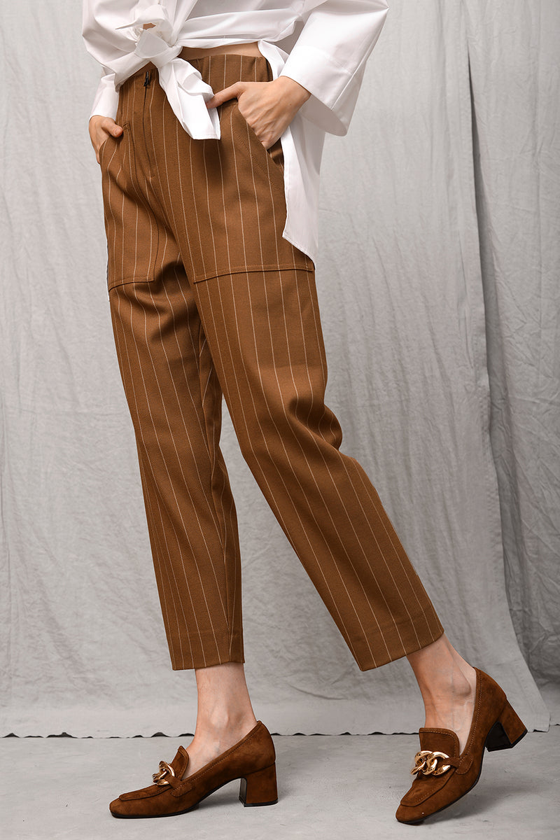 Paris 1057 Pants - camel