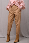 Parislon Pants - camel