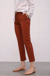 Pelena Pants - terracotta - PREGO - made with love - Damenmode